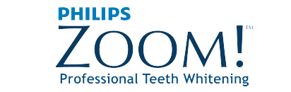 Zoom Whitening Logo